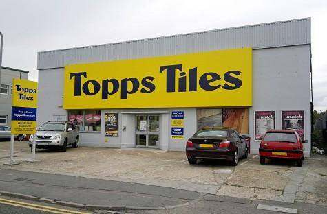 Topps Tiles Borehamwood