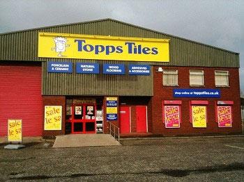 Topps Tiles Govan
