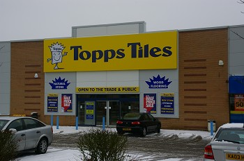 Topps Tiles Stevenage