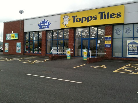 Topps Tiles Oldham