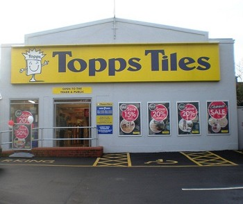 Topps Tiles East Sheen