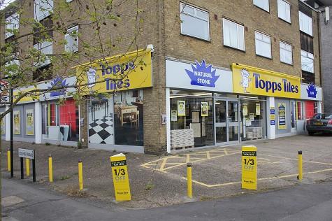 Topps Tiles Streatham