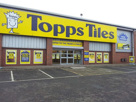 Topps Tiles Edinburgh Fort Kinnaird