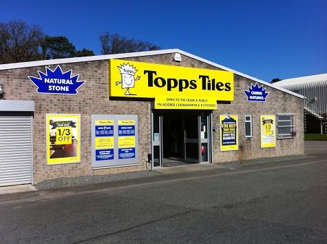 Topps Tiles Bangor