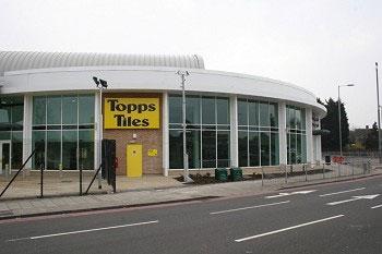 Topps Tiles Eltham