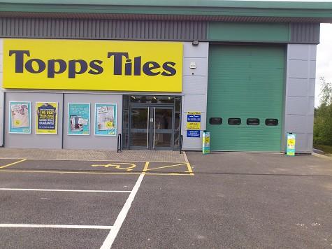 Topps Tiles Nuneaton
