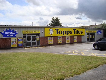 Topps Tiles Lincoln Outer Circle