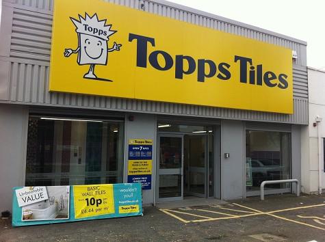 Topps Tiles Croydon Purley