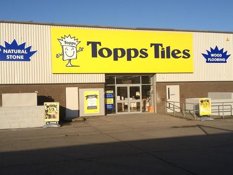 Topps Tiles Aberdeen Denmore