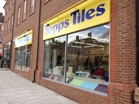 Topps Tiles Golders Green