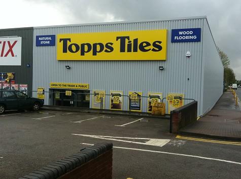 Topps Tiles Acton