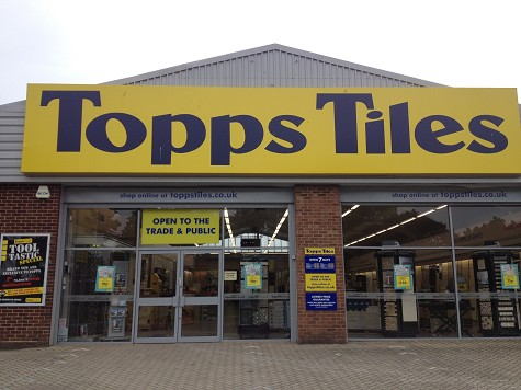 Topps Tiles Bournemouth