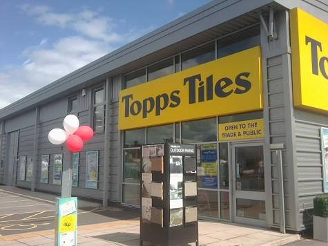 Topps Tiles Huddersfield