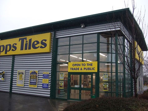 Topps Tiles Peterborough Rex Centre