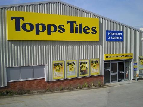 Topps Tiles Blackpool Marton