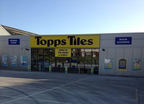 Topps Tiles Lichfield