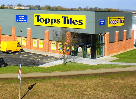 Topps Tiles Market Harborough
