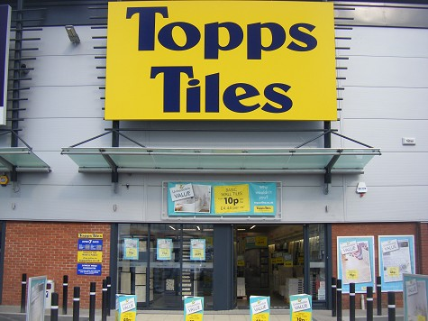 Topps Tiles Hayes