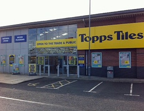 Topps Tiles Doncaster Sprotborough