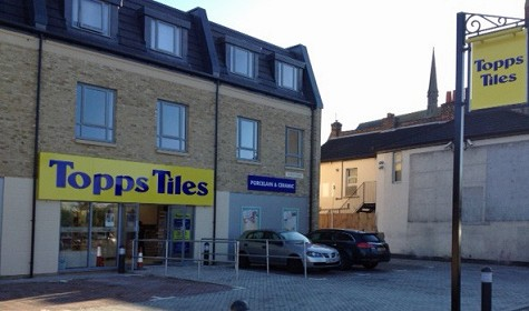 Topps Tiles Bromley Common