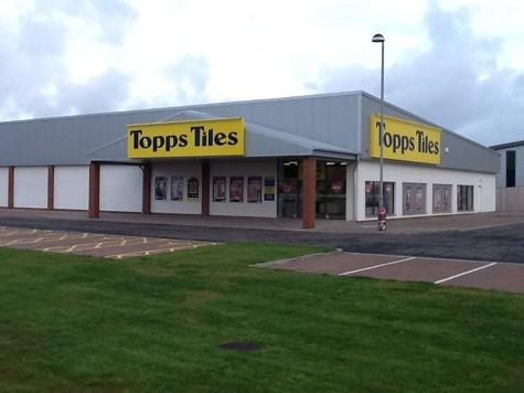 Topps Tiles Ayr
