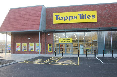 Topps Tiles Clifton Moor