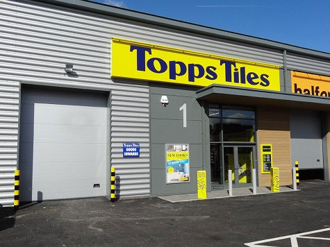 Topps Tiles Hounslow