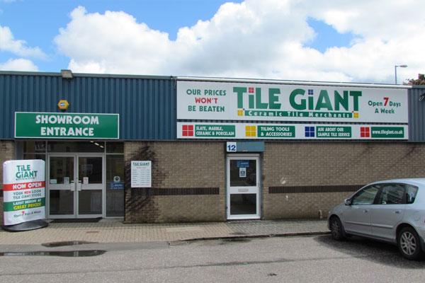 Tile Giant Hamilton