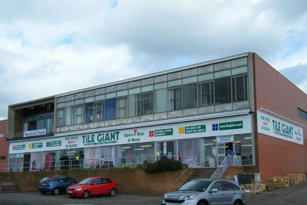 Tile Giant Hereford