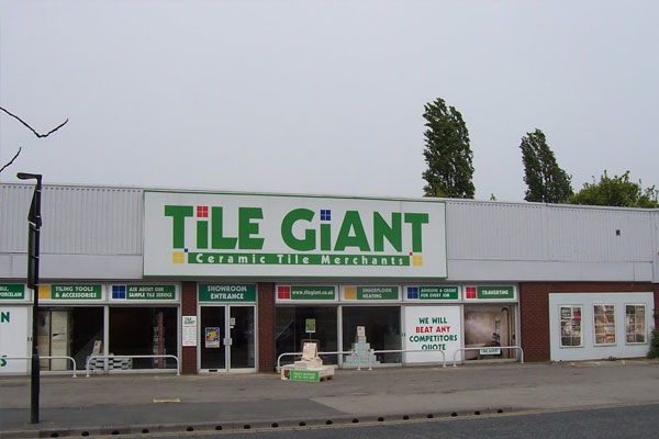 Tile Giant Hull