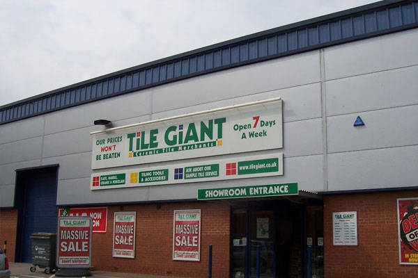 Tile Giant Hull 2