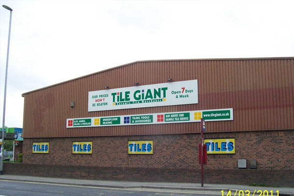 Tile Giant Leeds