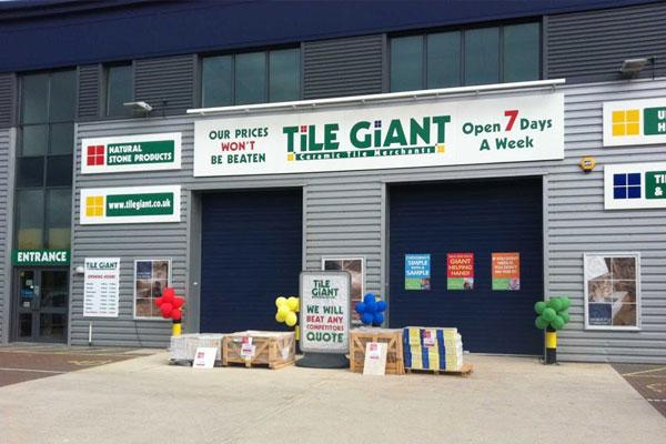 Tile Giant Milton Keynes