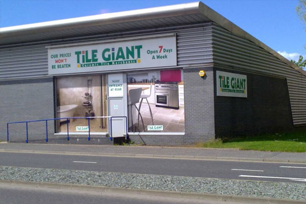Tile Giant Motherwell