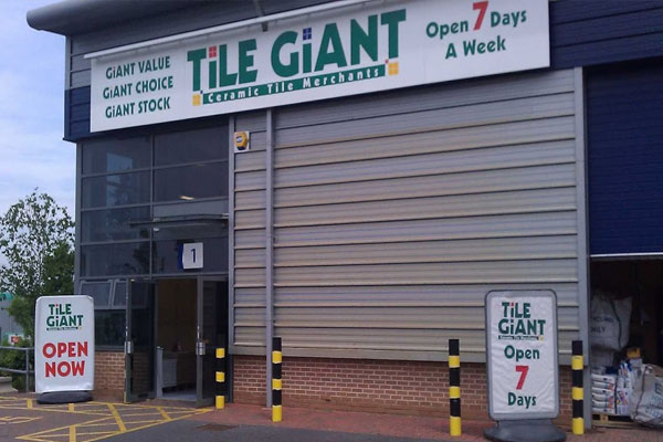 Tile Giant Poole