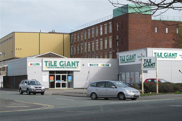 Tile Giant Preston