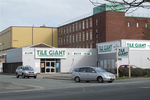 Tile Giant Preston