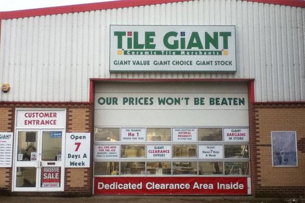 Tile Giant Rayleigh