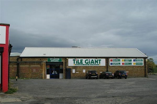 Tile Giant Sunderland