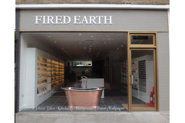 Fired Earth Blackheath