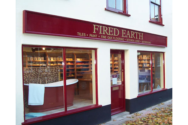 Fired Earth Bury St Edmunds
