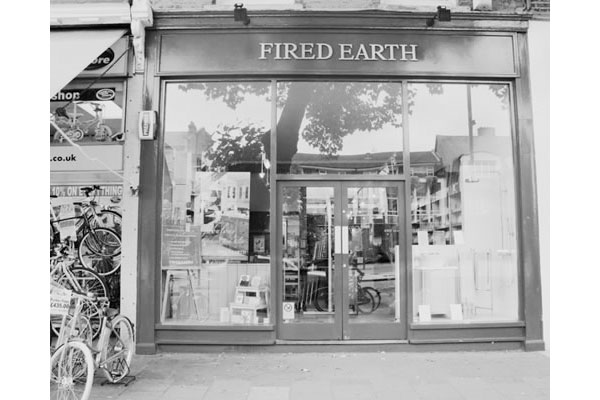 Fired Earth Chiswick