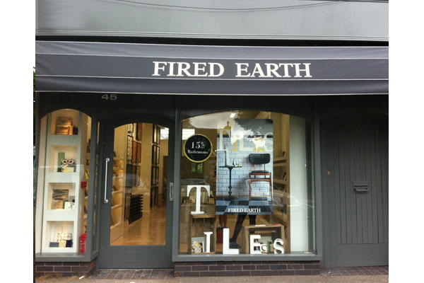 Fired Earth Dulwich