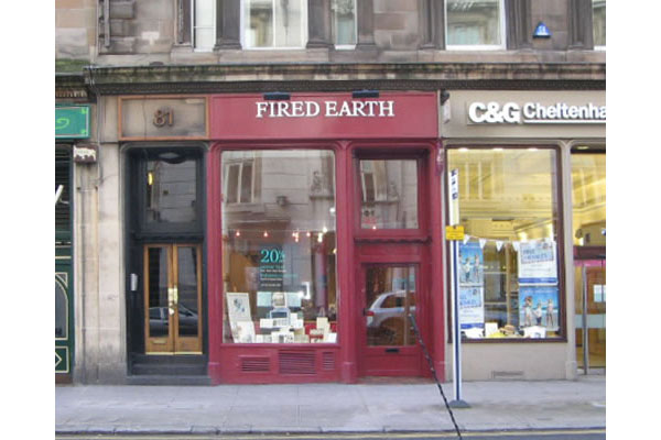 Fired Earth Glasgow