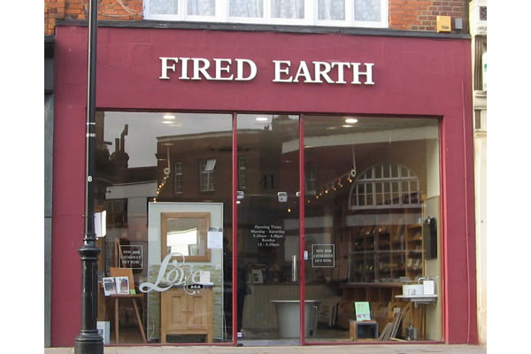 Fired Earth Hampstead