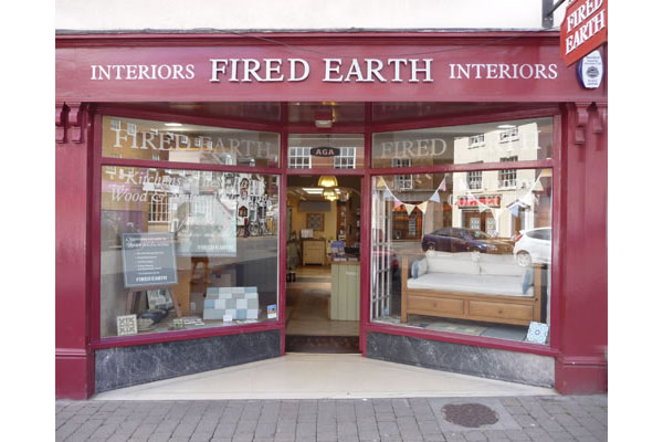 Fired Earth Hereford