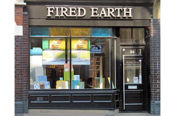 Fired Earth Islington