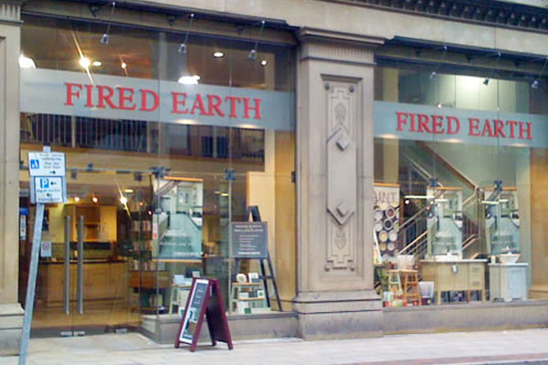 Fired Earth Manchester