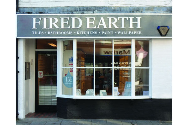 Fired Earth Marlow
