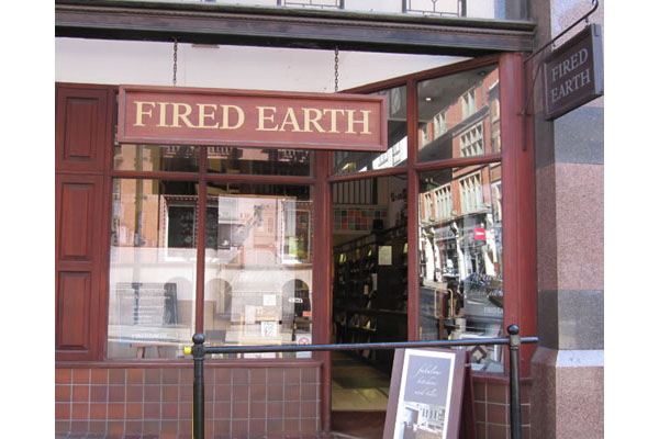 Fired Earth Nottingham